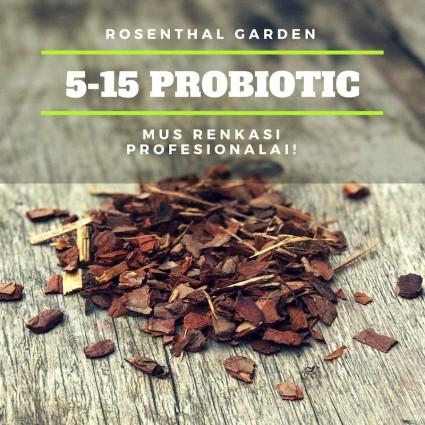 """Mulčias spygliuočiams su probiotikais """"Premium"""" 5-15 mm"""