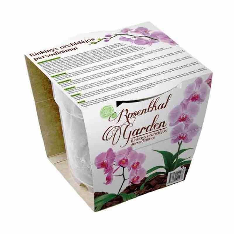 Rinkinys orchidėjų persodinimui