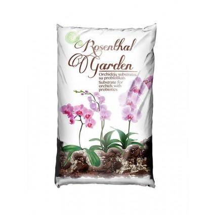 Stambus substratas orchidėjoms, akcija, nuolaidos